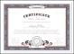 Blank Certificate Template Sample