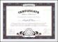 Certificate Template Vector EPS