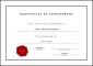 Certificate of Accomplishment Templates