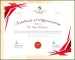 Certificate of Achievement Design