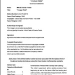 Certificate of Authenticity Template Doc