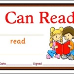 Children Achievement Certificate
