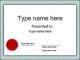 Download Certificate Template