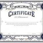 Download Stock Certificate Template