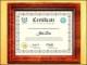 Editable Certificate of Achievement