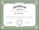 Employee Certificate of Achievement