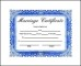 Example Marriage Certificate Template