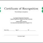 Fake Certificate Template Pdf