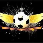 Football Certificate Template Psd