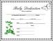 Free Adoption Certificate