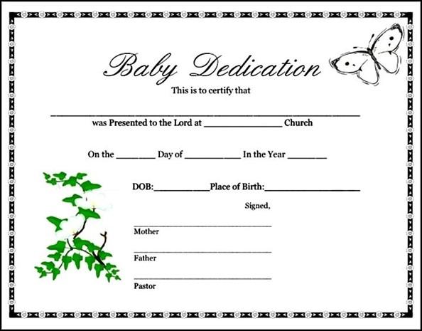 free adoption certificate sample templates sample