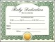 Free Baby Dedication Certificate Download