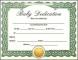 Free Baby Dedication Certificate Download