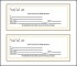 Free Download Fancy Restaurant Gift Certificate Template PDF Format