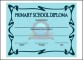 Free Primary School Certificate Template