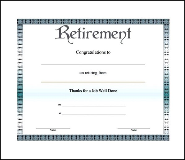 precious retirement certificate template free download army promotion certificate template templates alfa img showing gt pdf certificate template 28 images