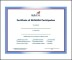 Free Training Participation Certificate Word Format