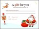 Gift Certificate Template Word For Free