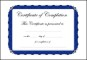Macbook Completion School Certificate Template