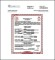 Marriage Certificate Translation Template PDF