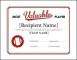Microsoft Certificate of Appreciation