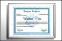 PSD Diploma Certificate Template