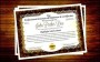 Premium PSD Diploma Certificate Template