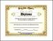 Printable Diploma Certificate Template Free