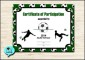 Printable Football Certificate