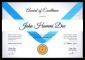 Recognition Certificate Templates Printable