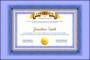 Sample Graduation Certificate Template