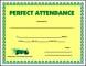 Sample School Certificate