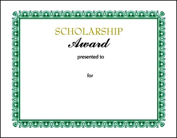 Scholarship certificate template ppt sample templates sample scholarship certificate template ppt word free microsoft sample award templates recipient college blank memorial music for mac academic high school in yelopaper Choice Image