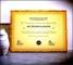 Scholarship Certificate Wording