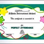 School Certificate Template Mac