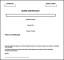 Share Certificate Template Free PDF