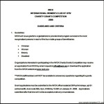 Budget Proposal Format Free Download