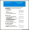 Budget Worksheet for Graduates Free Download