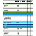 Download Personal Budget Template Excel Format