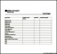 Download Yearly Budget Template PDF