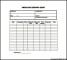 Employee Expense Sheet Template PDF Download