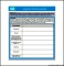 Example Vacation Budget Spreadsheet Template PDF Download