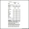 Family Budget Tracker Template PDF