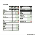 Family Monthly Budget Template Excel Format