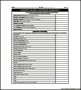 Free Business Income and Expenditure Budget Template