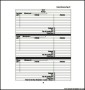 Free Dream Vacation Budget Template PDF Format