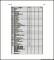 Free Film Production Budget Template PDF File