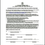 Free Payroll Budget Deduction Agreement PDF