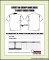 Free T-Shirt Order Forms Templates Word