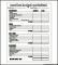 Free Vacation Budget Worksheet Printable PDF